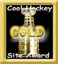 Gold Hockey site award